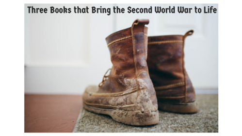 Three Books that Bring the Second World